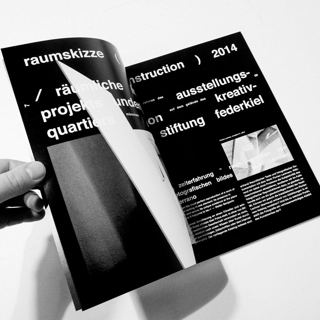 florian lechner eins, monographie, 2015