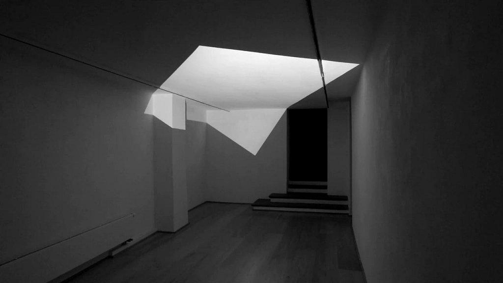 filmskulptur (ganserhaus, wasserburg), florian lechner, 2016