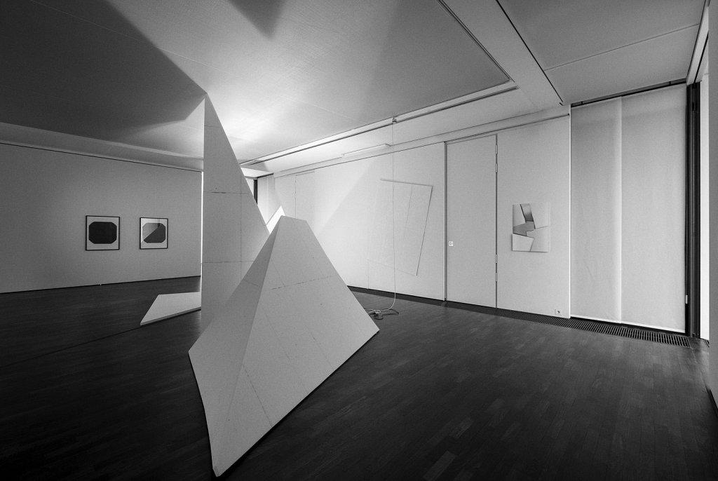 räume . raumskizze (galerie thomas modern, muenchen), florian lechner, 2014