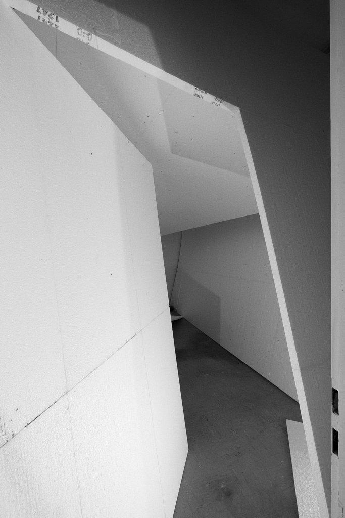 spaces . raumskizze under(de)construction . florian lechner . 2015