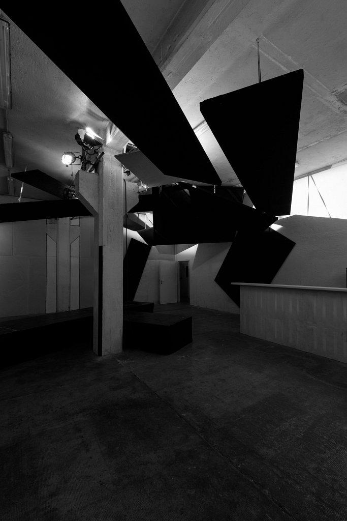 projekte . staging halle6 . florian lechner . 2012