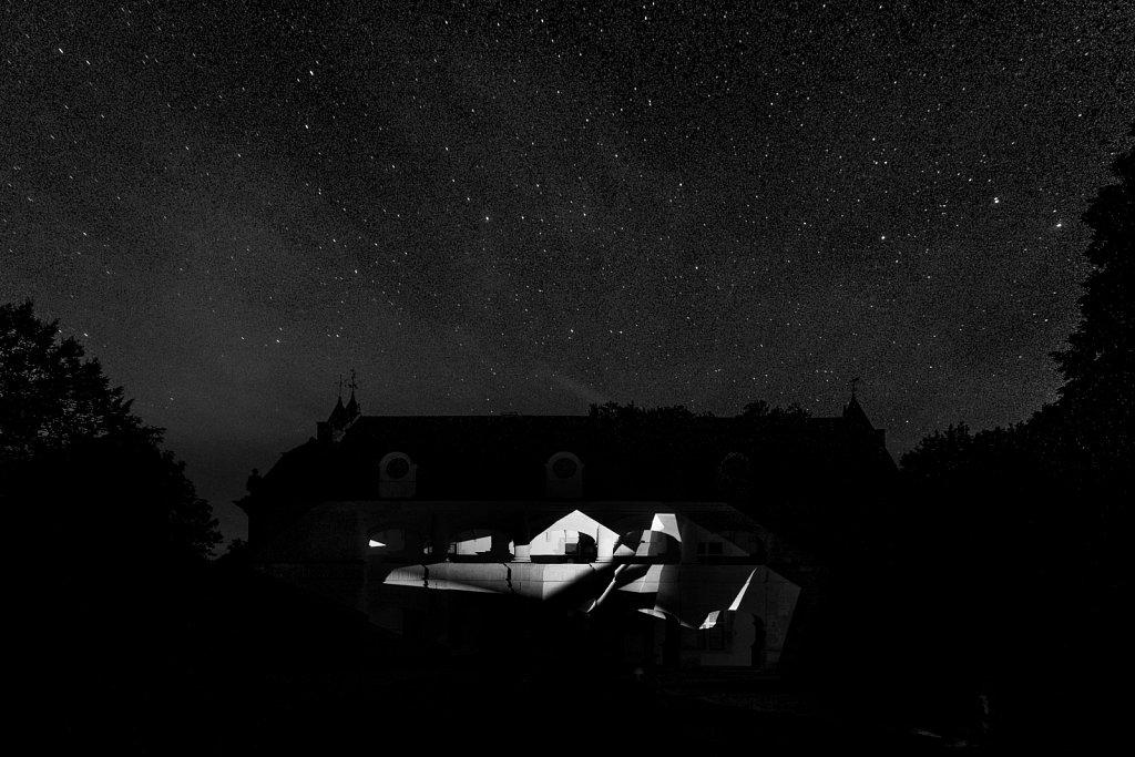 spaces . 160209 (chateau dampierre), florian lechner, 2017