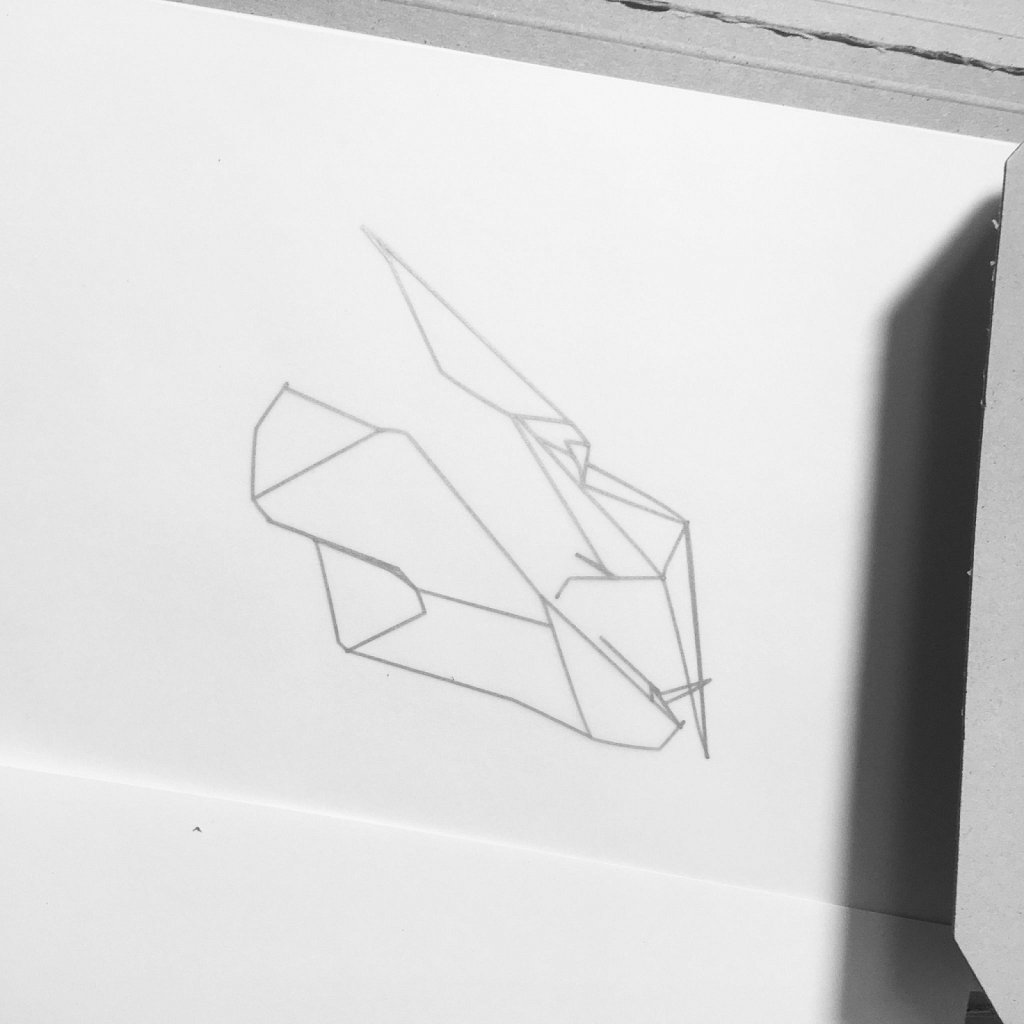 drawings . plotter series . florian lechner